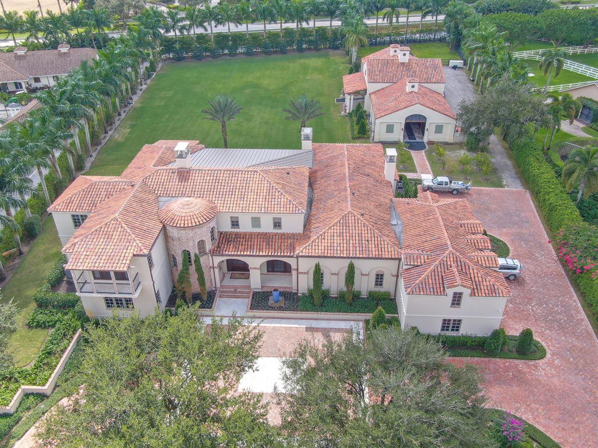 Luxury properties luxury equestrian compound
