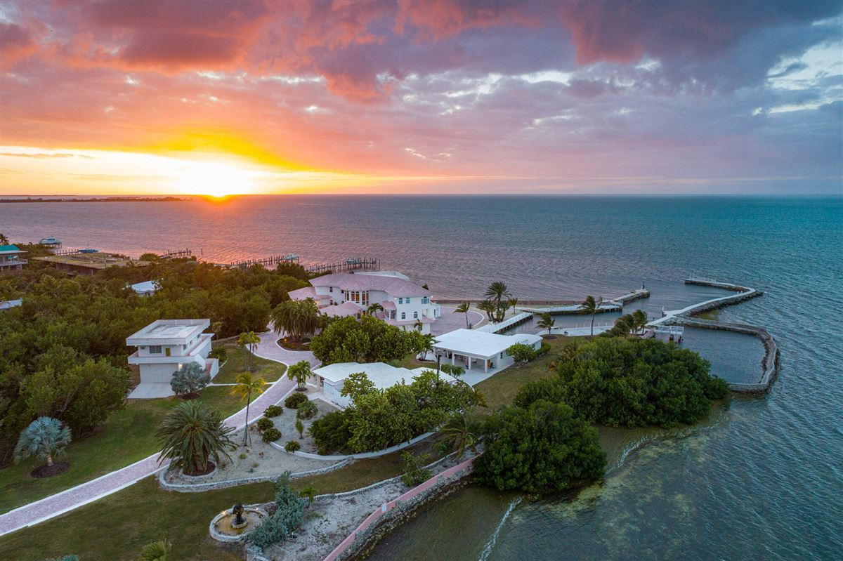 Paradise Found in The Florida Keys luxury real estate