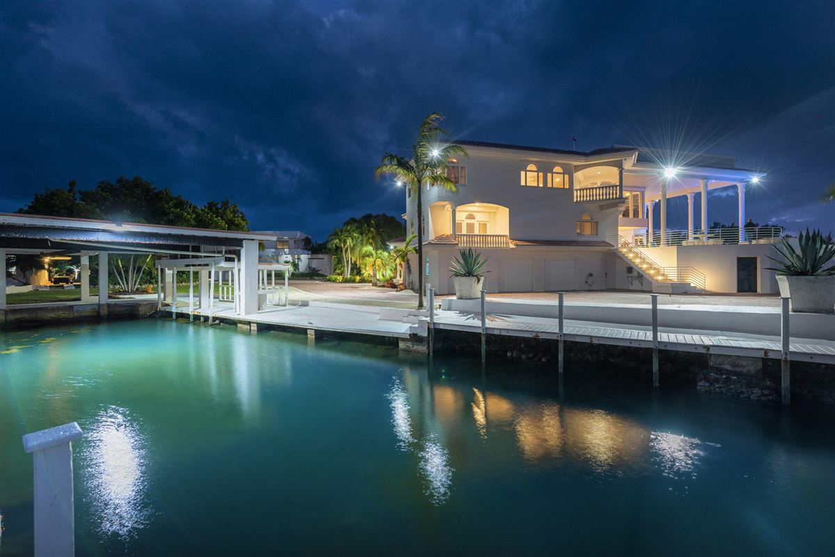 Mansions Paradise Found in The Florida Keys