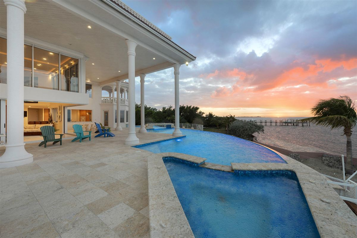 Luxury homes in Paradise Found in The Florida Keys