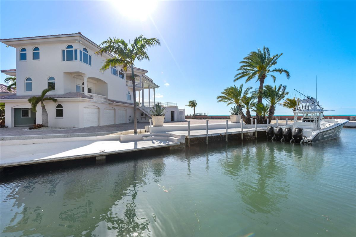 Paradise Found in The Florida Keys luxury homes