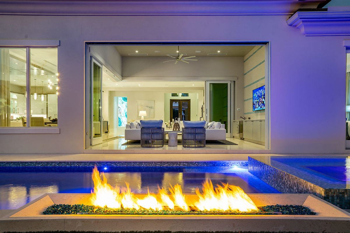 brand new resort-style home luxury homes