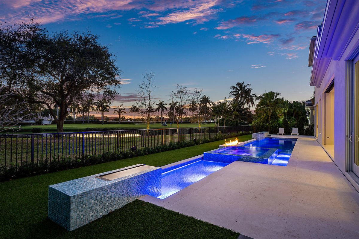 brand new resort-style home luxury real estate