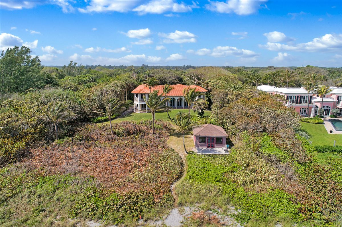 Luxury real estate Spectacular double ocean lot