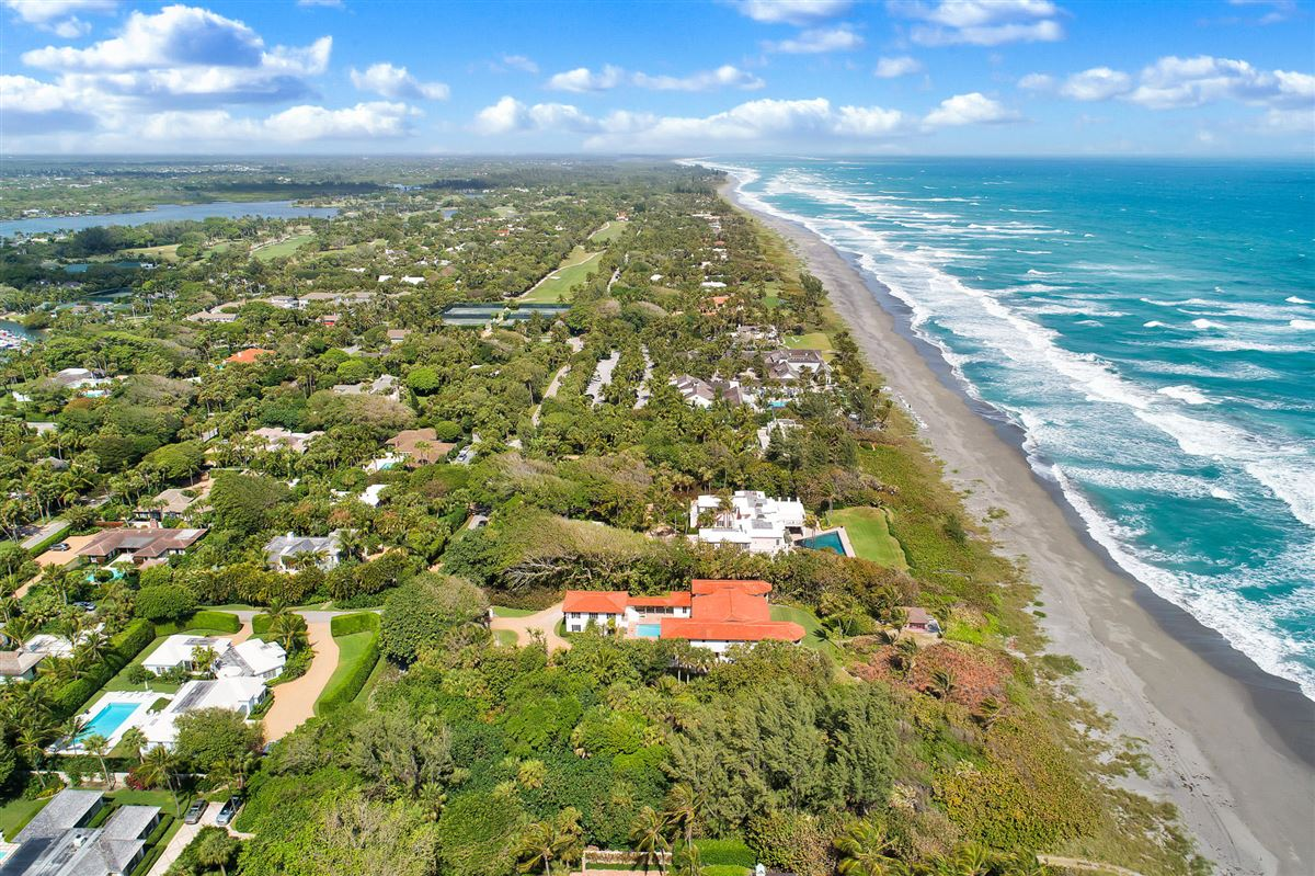 Spectacular double ocean lot  luxury real estate