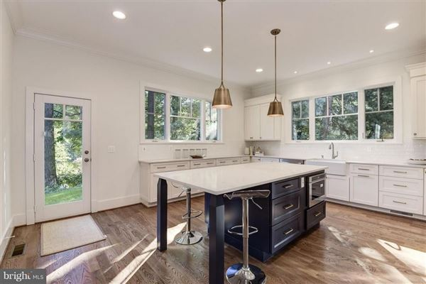 light filled new home  luxury real estate