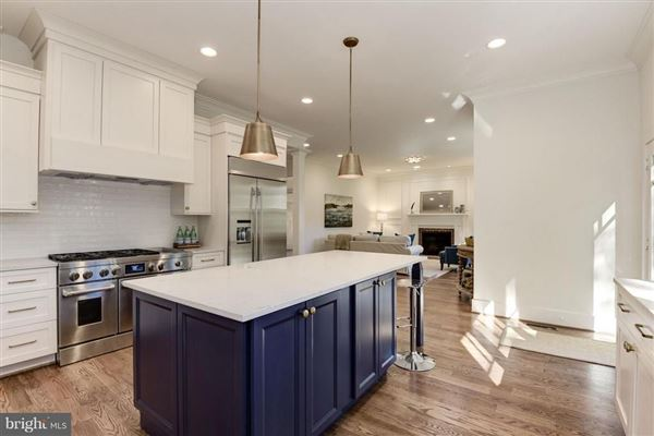Luxury properties  light filled new home