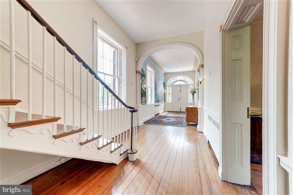 historic Lafayette House luxury real estate