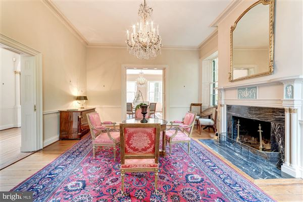 Luxury homes in  historic Lafayette House