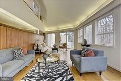 custom contemporary home on a private wooded lot luxury real estate