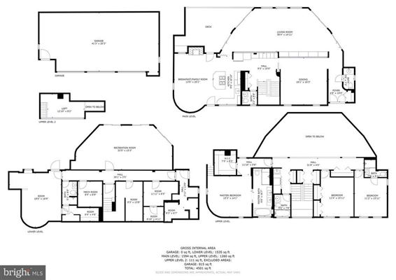 Luxury real estate custom contemporary home on a private wooded lot