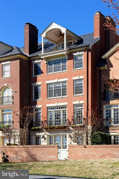 Luxury homes in  handsome five-story townhouse