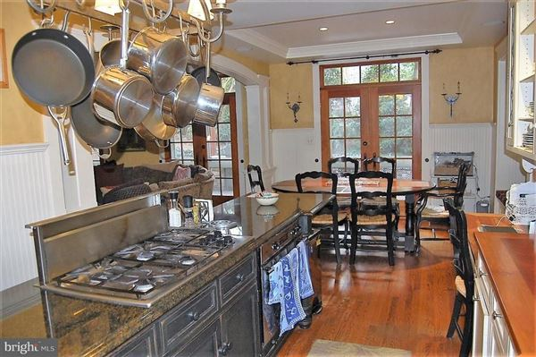 Luxury homes Terrific expanded and renovated Colonial