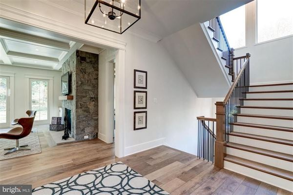 New modern farmhouse with high end finishes luxury real estate
