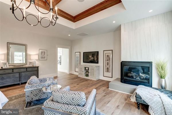 New modern farmhouse with high end finishes luxury homes