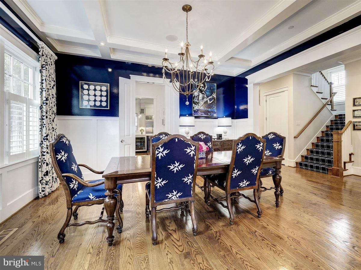 a custom gem in sought-after battery park luxury real estate