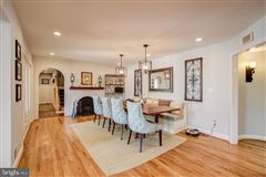 Gorgeous colonial offers a  large patio and Koi pond  luxury homes