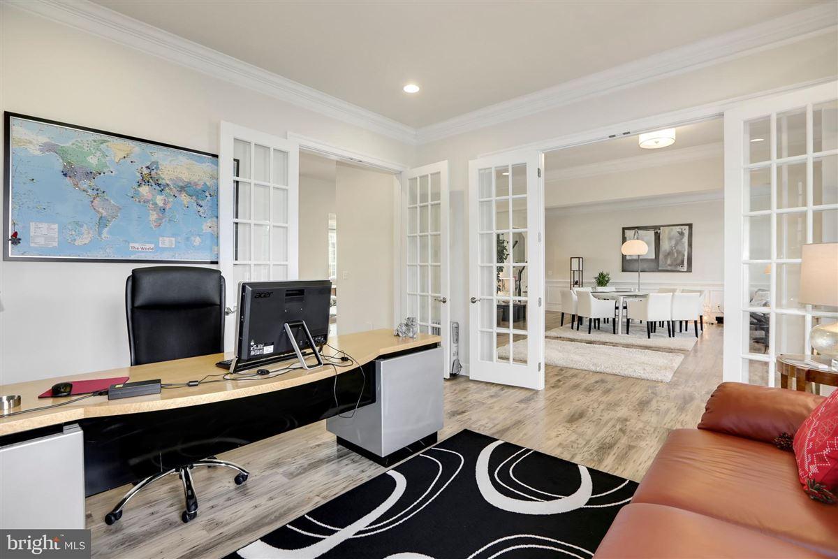 Luxury real estate spacious four level home