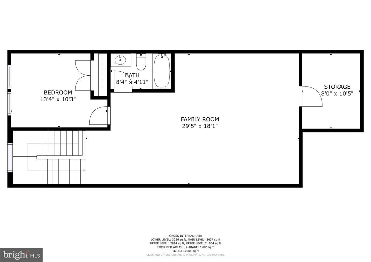 spacious four level home luxury real estate
