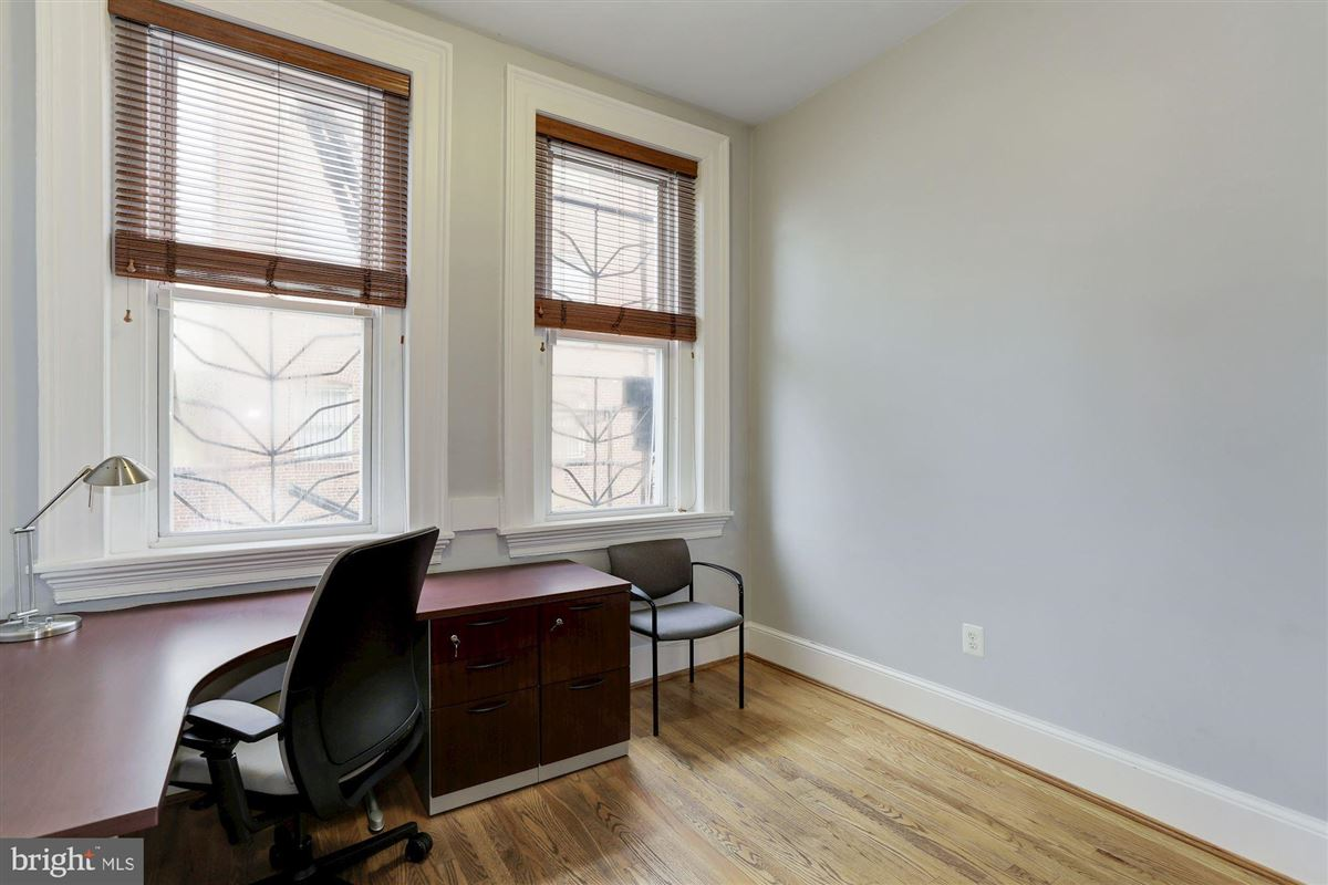 Luxury homes in thoughtfully renovated 1906 Kalorama home