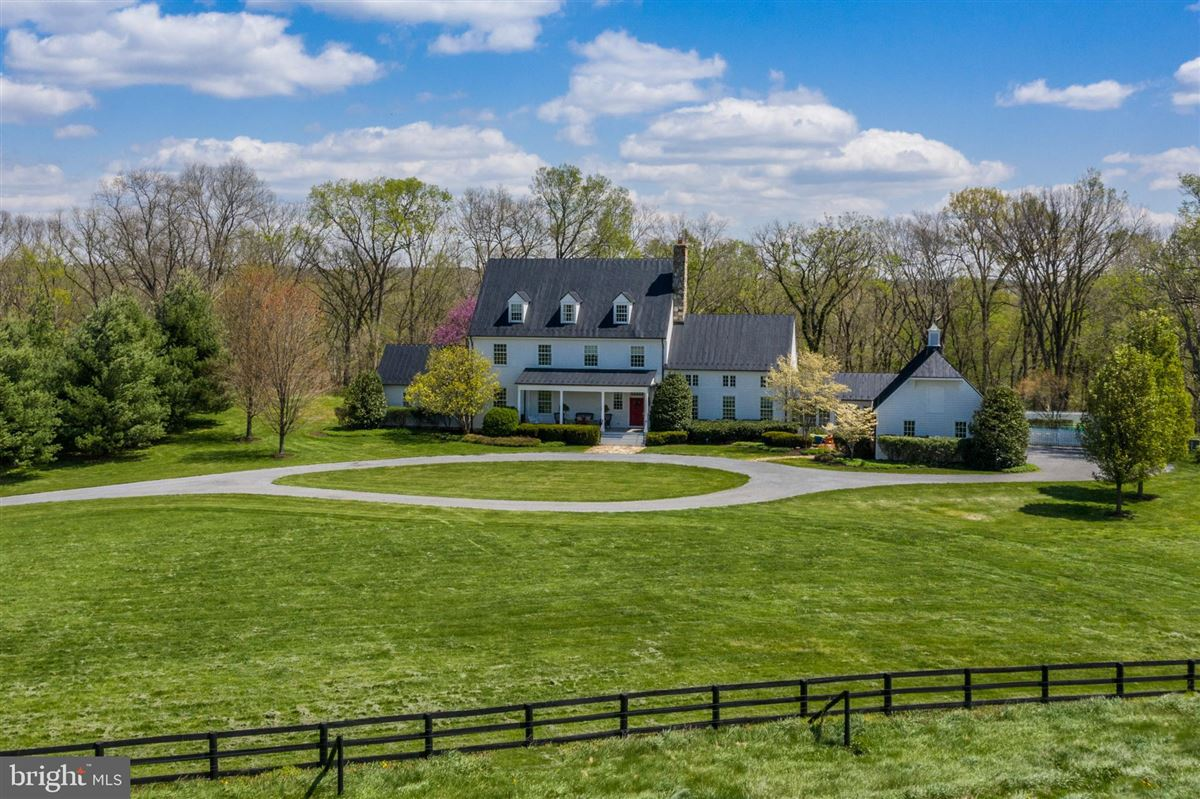 stunning 36-acre haven on the potomac river luxury real estate