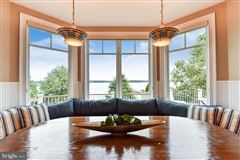 Luxury properties Comfortable Opulence on the Potomac River