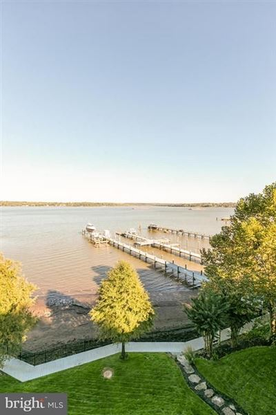 Comfortable Opulence on the Potomac River luxury properties