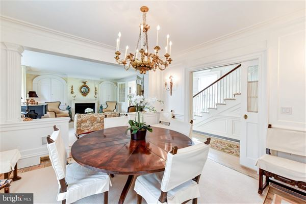 The Sanford Dempsey House luxury properties