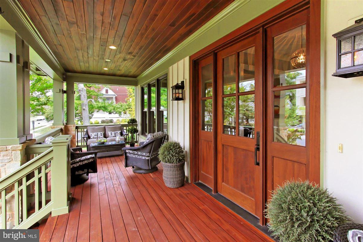 Architect designed Craftsman home luxury homes