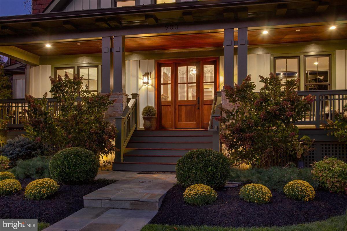Luxury real estate Architect designed Craftsman home