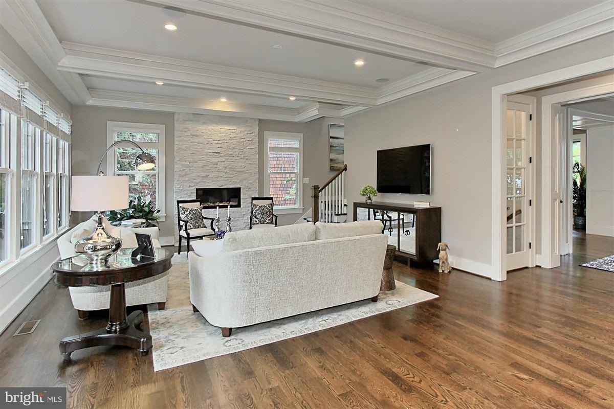 Architect designed Craftsman home mansions