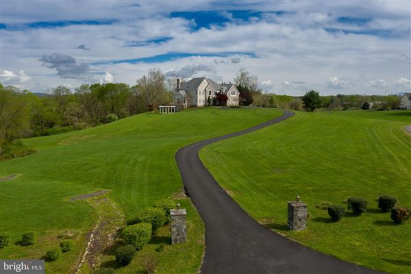 Luxury real estate spectacular property in beautiful Leesburg