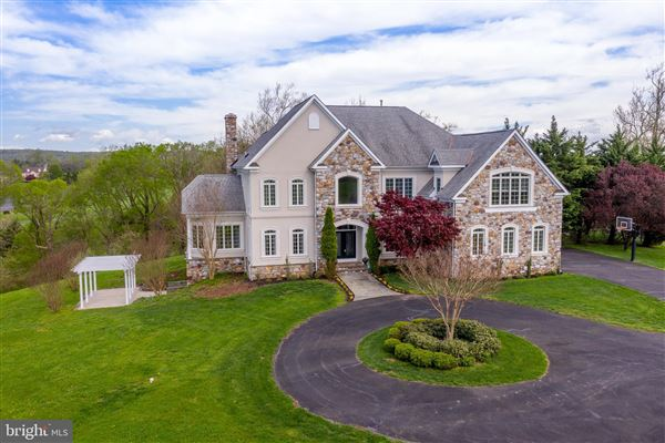 Luxury homes in spectacular property in beautiful Leesburg