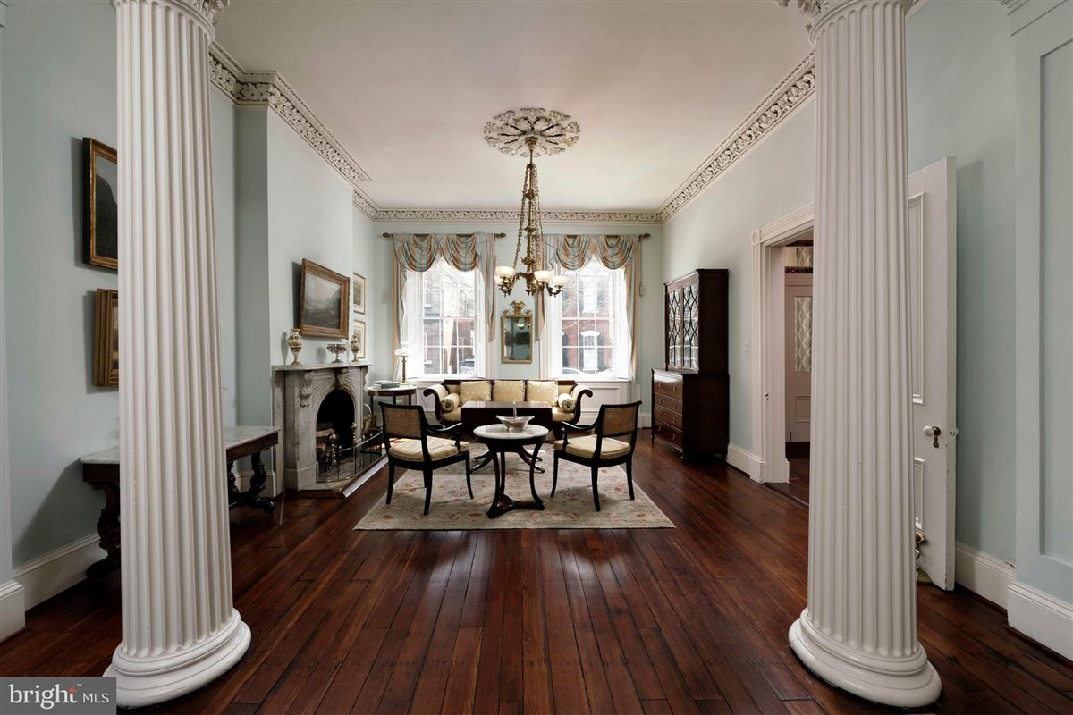 distinctive circa 1835 home luxury homes