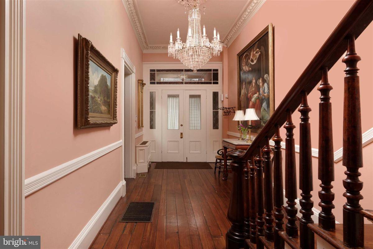 Mansions distinctive circa 1835 home
