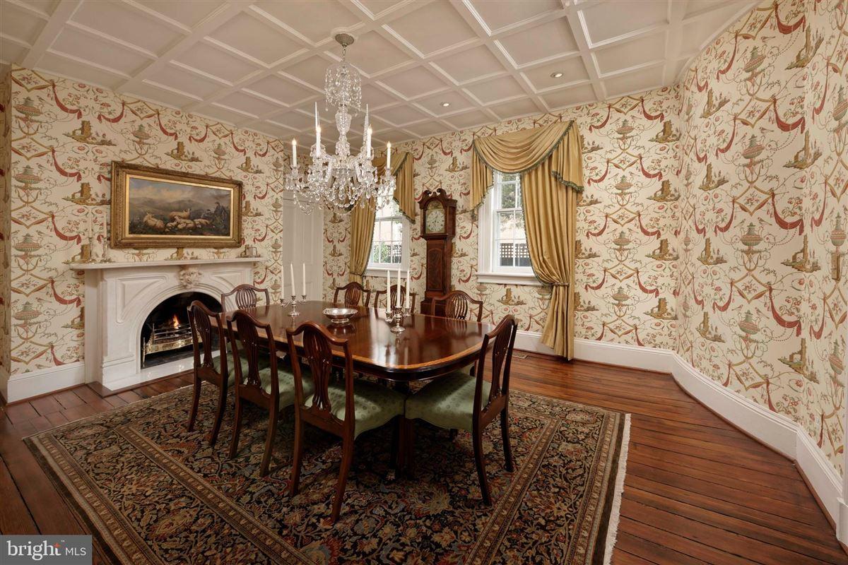 Luxury homes in distinctive circa 1835 home