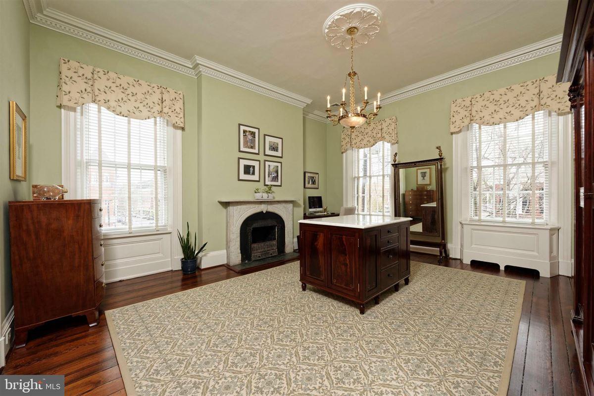 distinctive circa 1835 home luxury properties