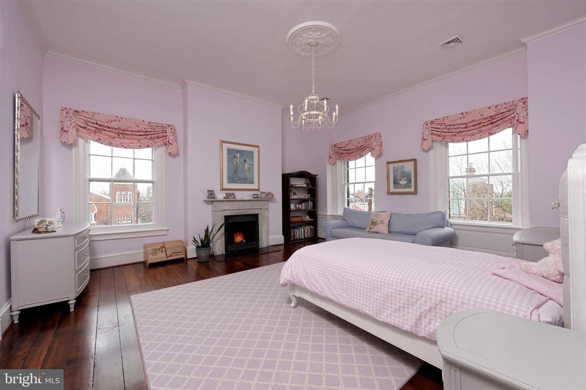 Luxury properties distinctive circa 1835 home