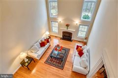 large private property in the historic center of Dunn Loring luxury homes