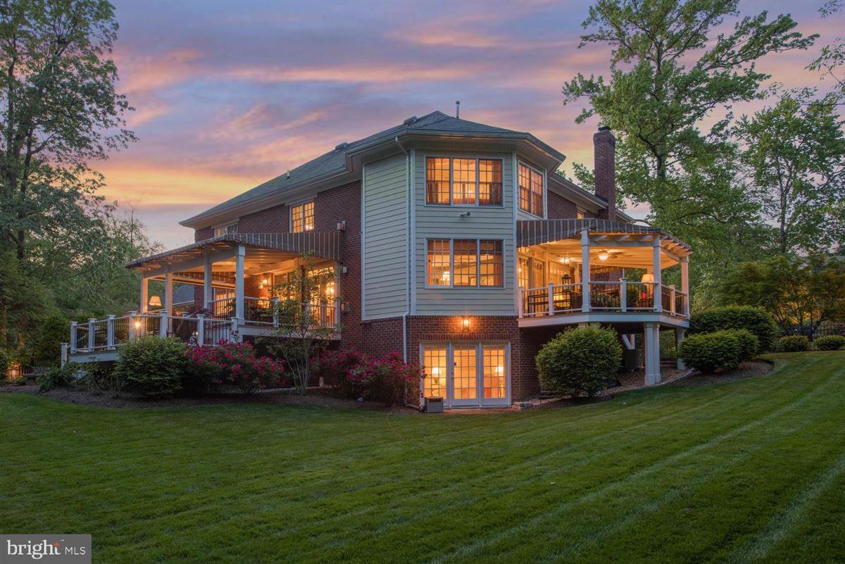 Mansions beautiful custom in-town estate