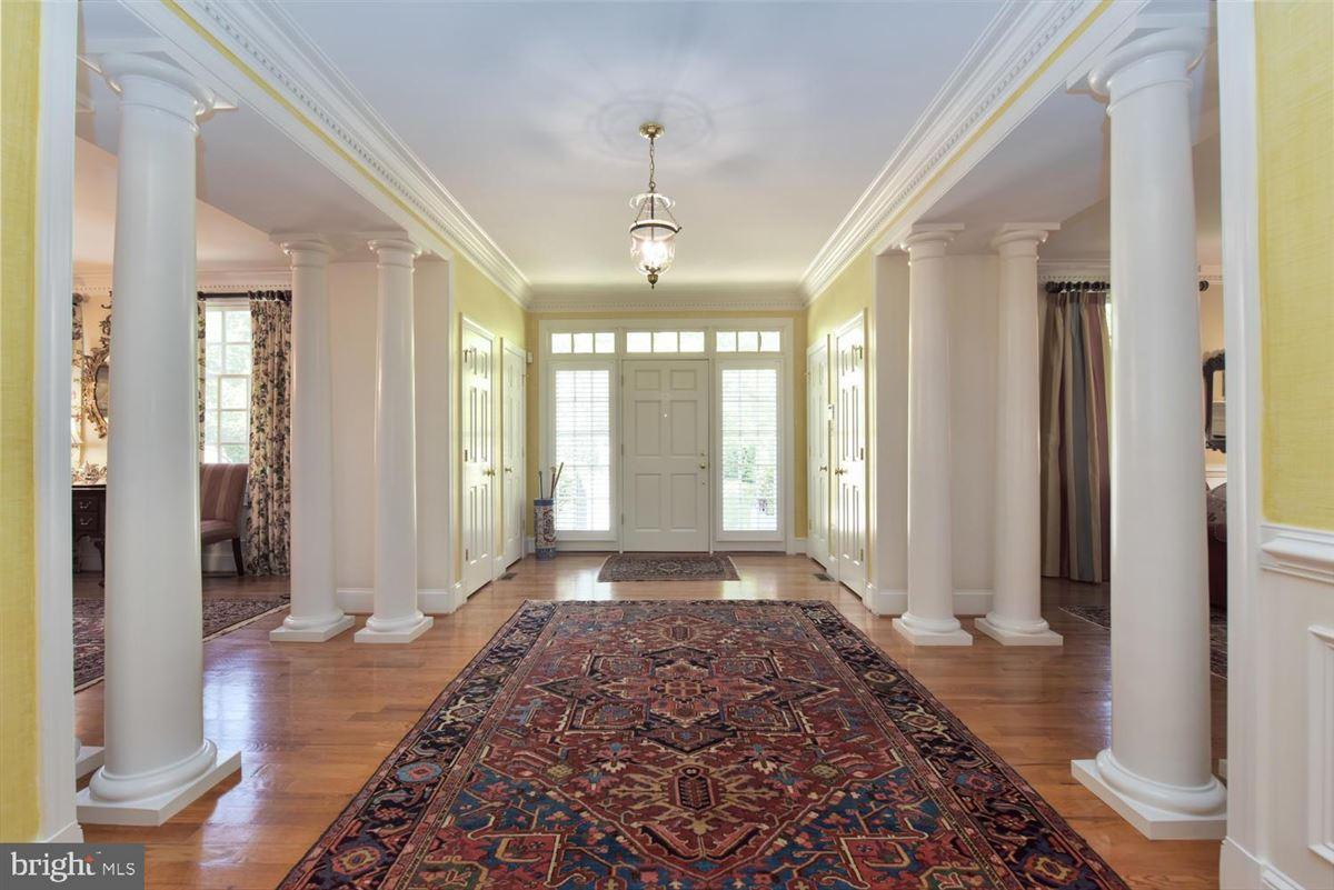 Luxury homes in beautiful custom in-town estate
