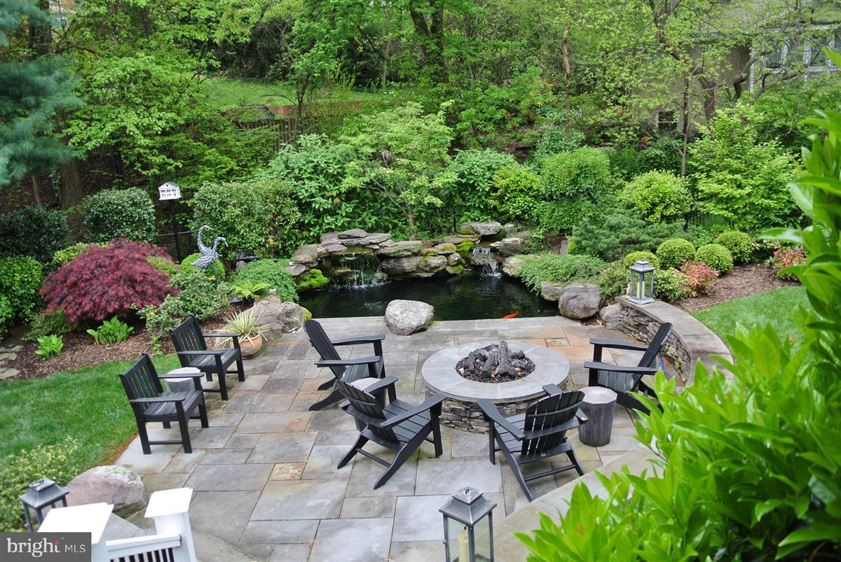 Luxury properties beautiful custom in-town estate