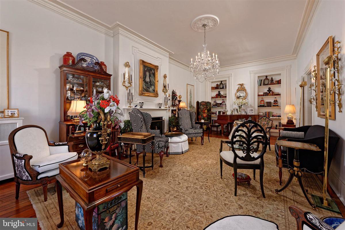 Luxury properties iconic celebrated townhouse