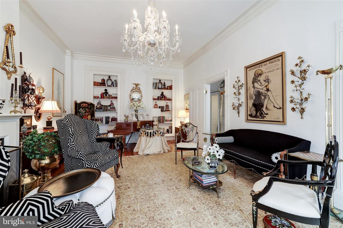 Mansions iconic celebrated townhouse