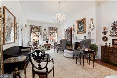 Luxury real estate iconic celebrated townhouse