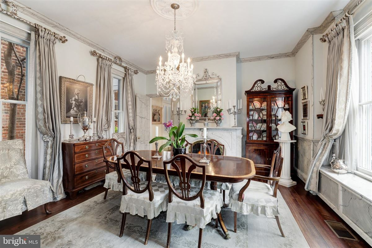 iconic celebrated townhouse luxury real estate