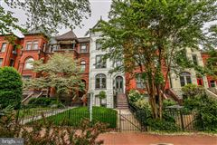 Mansions in unique property in a prominent setting in a premier Capitol Hill location