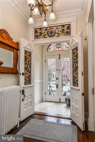 Luxury real estate unique property in a prominent setting in a premier Capitol Hill location
