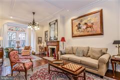 unique property in a prominent setting in a premier Capitol Hill location mansions