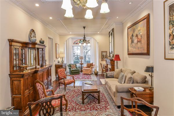 Luxury homes unique property in a premier Capitol Hill location